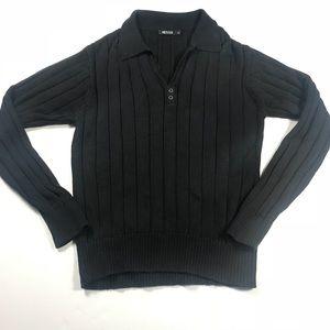 Nexus black sweater